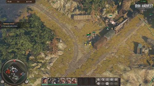 《钢铁收割》游戏截图1