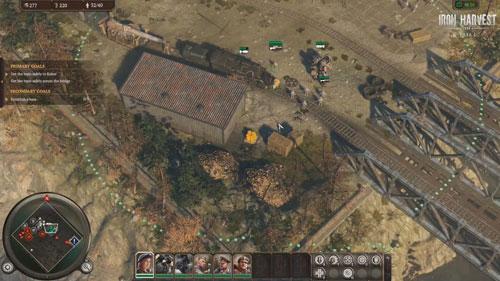 《钢铁收割》游戏截图4