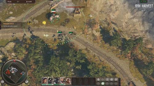 《钢铁收割》游戏截图3