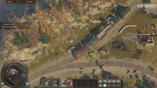 《钢铁收割》游戏截图5