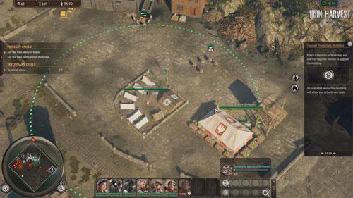 《钢铁收割》游戏截图6