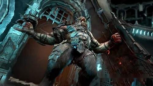 《毁灭战士:永恒》游戏画面2