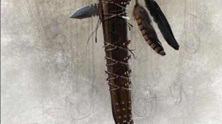 刺客信条3武器图片5