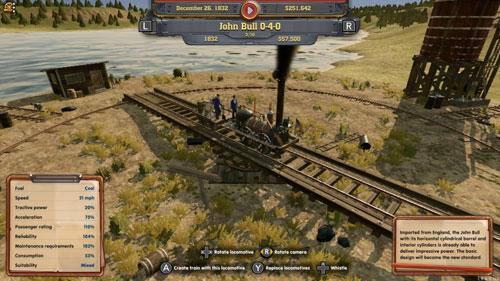《铁路帝国》游戏截图