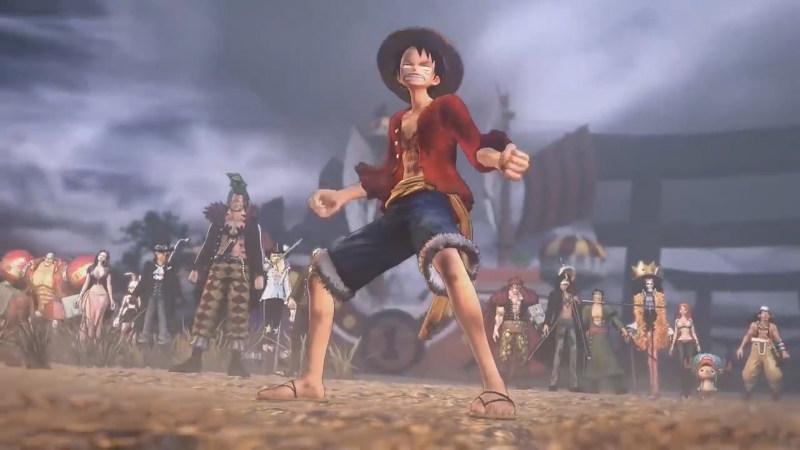 《海贼无双4》公布NS版预告片,3月26日发售