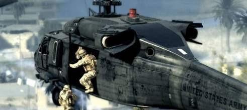使命召唤战区游戏截图