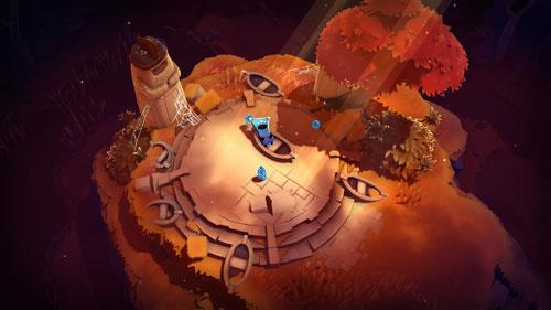 《最后的篝火》游戏截图1