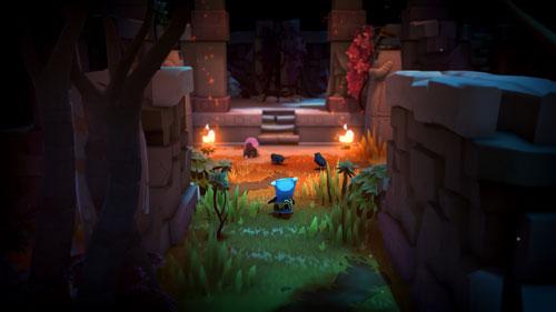 《最后的篝火》游戏截图4