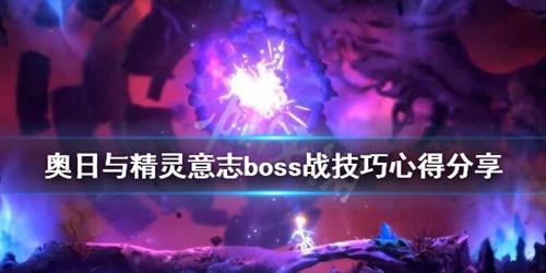 奥日与鬼火意志boss战1