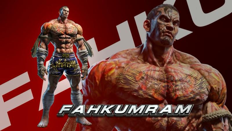是全新的泰拳选手,《铁拳7》Season Pass 3新角色将于3月24日解锁