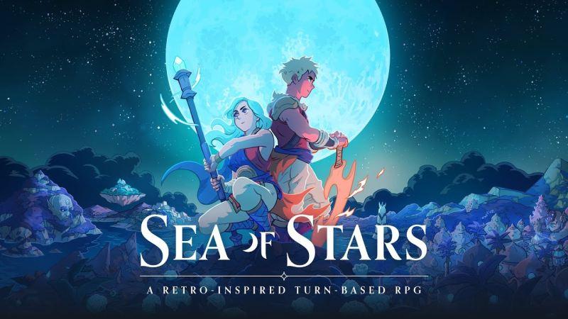 Sabotage Studio正式公布《Sea of Stars》,现已开启众筹