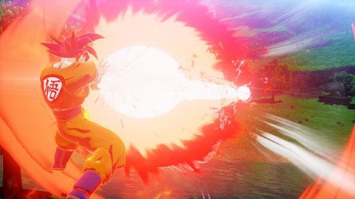 《龙珠Z:卡卡罗特》游戏截图