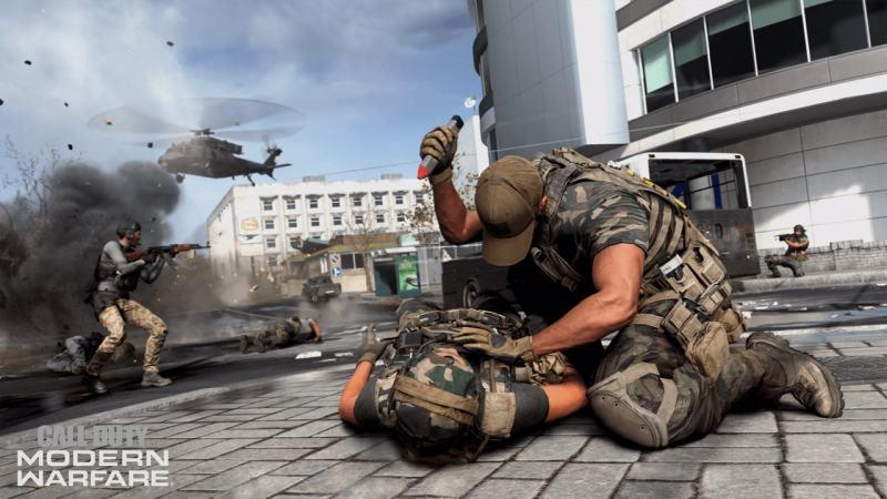 惊人速度:《使命召唤:现代战争》大逃杀模式玩家数达3千万