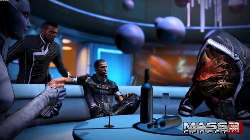 质量效应3游戏宣传图3