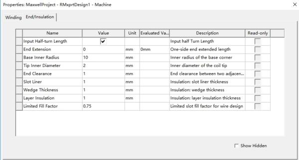 Maxwell建立磁场模型教程10