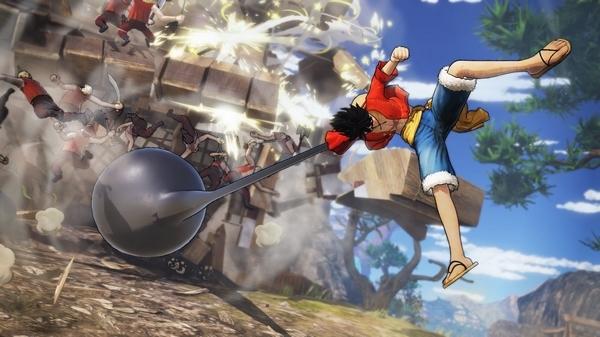 海贼无双4游戏图片1