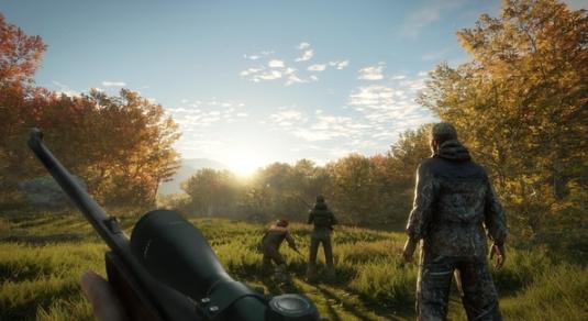 猎人野性的呼唤游戏图片