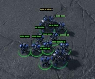 星际争霸2编队攻略