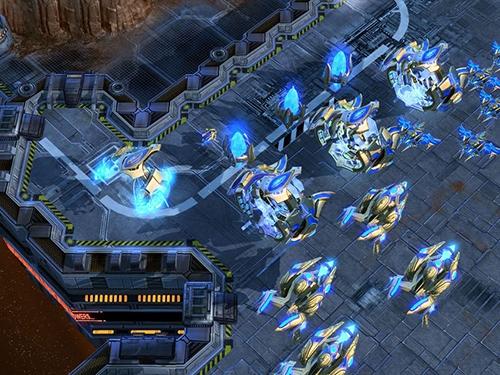 星际争霸2游戏图片4