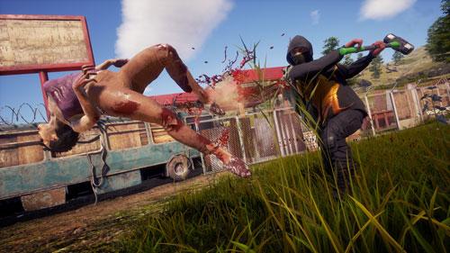 《腐烂国度2》游戏截图