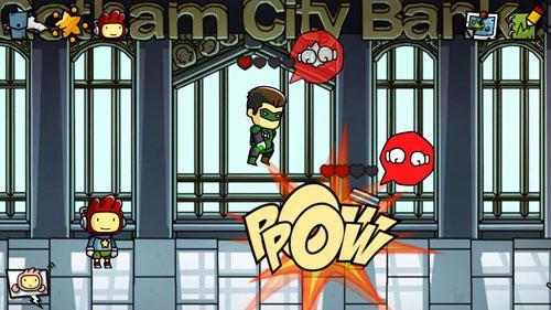 涂鸦冒险家DC漫画冒险游戏截图