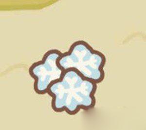 动物餐厅雪花图片