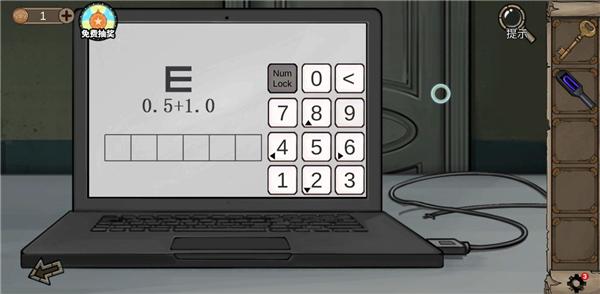 密室逃脱绝境系列8酒店惊魂第七天通关攻略7