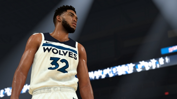 NBA 2K20截�D0