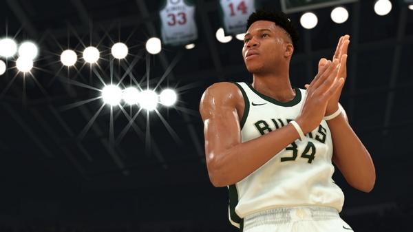 NBA 2K20截�D1