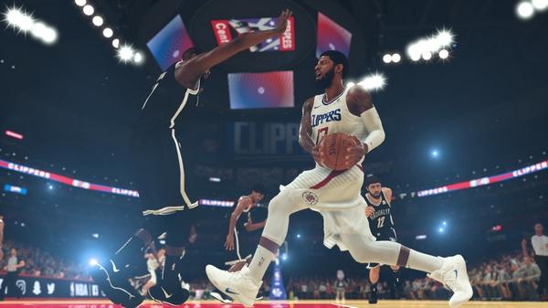 NBA 2K20截(jie)�D3