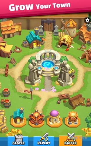 荒野城堡截图3