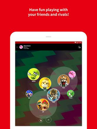 任天堂switch online app截图0