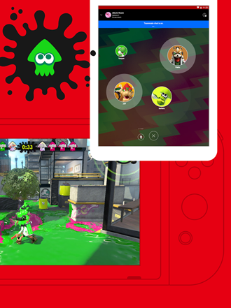 任天堂switch online app截图1