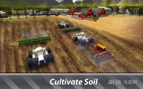 农业模拟器无限金币版截图1