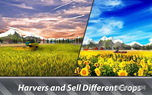 农业模拟器无限金币版截图3