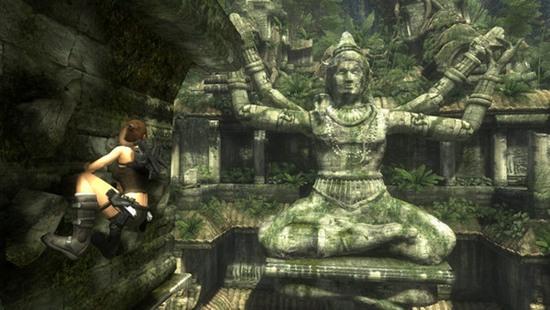 古墓丽影8地下世界