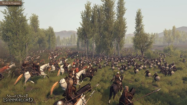 骑马与砍杀2:霸主截图1