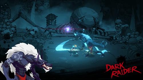 暗(an)�u者Dark Raider截�D1