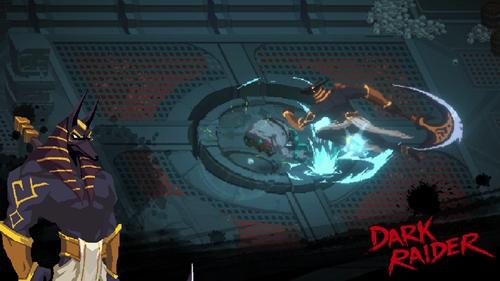 暗(an)�u者Dark Raider截�D2