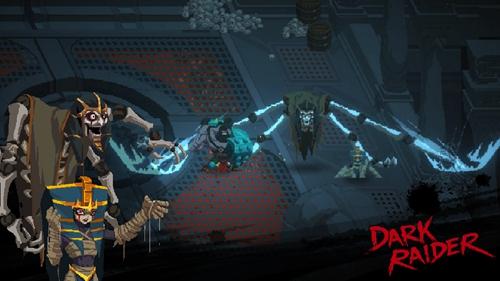 暗�u者Dark Raider截�D4