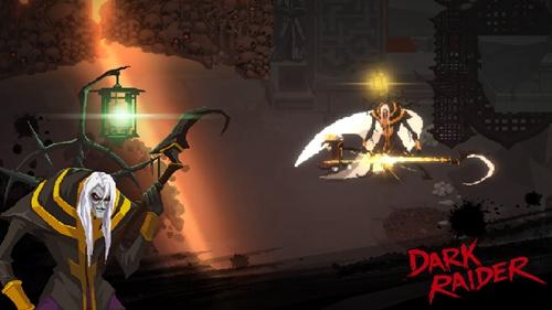 暗(an)�u者Dark Raider截�D5