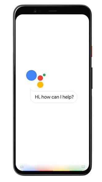 Google assistant截�D0