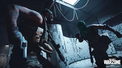 《使命召唤:战区》游戏截图