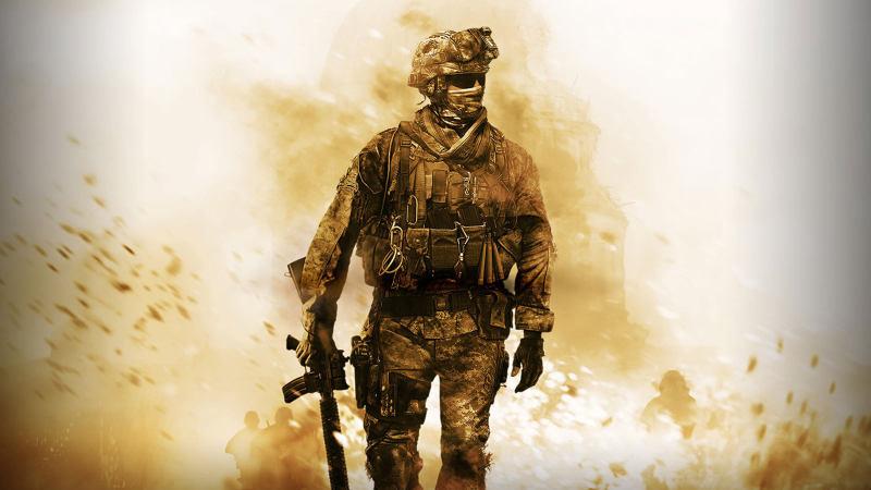 《使命召唤 现代战争2》战役重制版限时独占PS4平台,PC与Xbox One将在4月30日发售