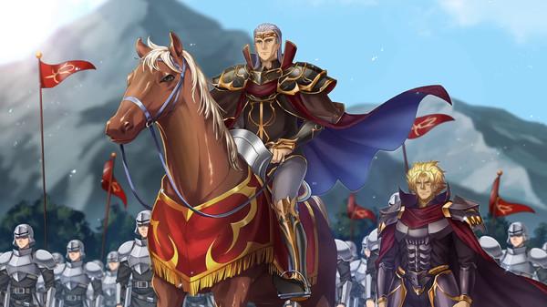 梦幻模拟战1+2重制版游戏宣传图