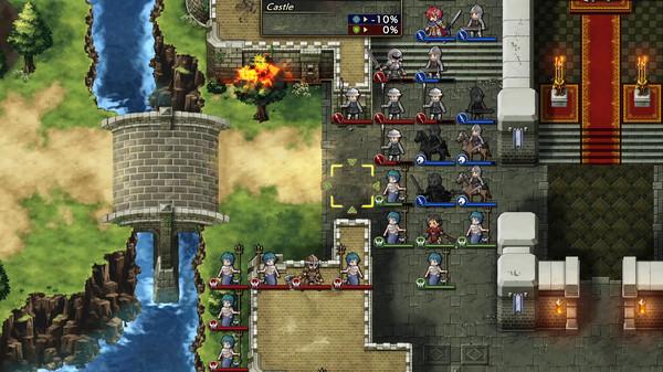 梦幻模拟战1+2重制版游戏宣传图4