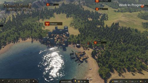 骑马与砍杀2游戏截图
