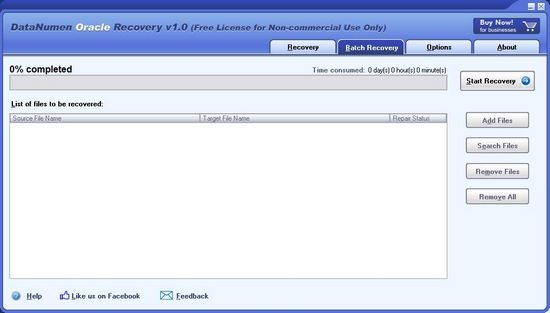 DataNumen Oracle Recovery2