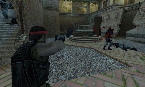 CS1.6游戏截图