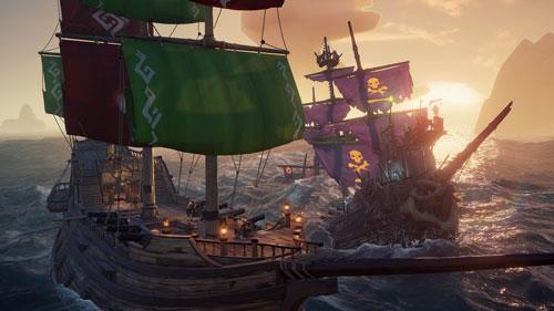 《盗贼之海》游戏截图